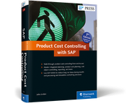 Cover von Product Cost Controlling with SAP