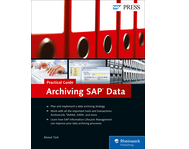 Cover von Archiving SAP Data—Practical Guide