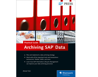 Cover of Archiving SAP Data—Practical Guide