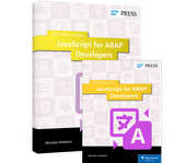 Cover von JavaScript for ABAP Developers