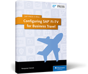 Cover of Configuring SAP FI-TV for Business Travel