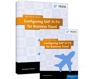 Cover von Configuring SAP FI-TV for Business Travel
