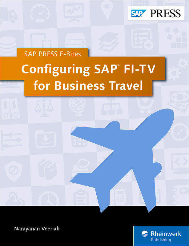Configuring Sap Fi Tv For Business Travel