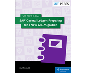 Cover of SAP General Ledger: Preparing for a New G/L Migration