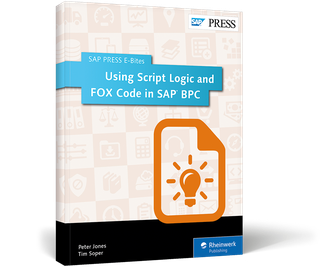 Cover of Using Script Logic and FOX Code in SAP BPC