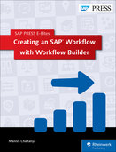 Cover von Creating an SAP Workflow with Workflow Builder