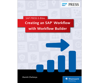 Cover of Creating an SAP Workflow with Workflow Builder