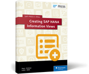 Cover of Creating SAP HANA Information Views