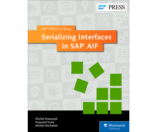 Cover of Serializing Interfaces in SAP AIF