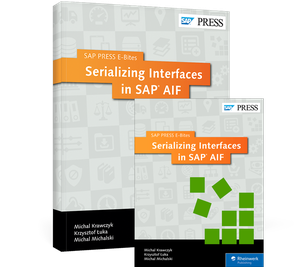 Cover von Serializing Interfaces in SAP AIF