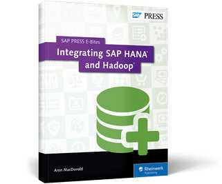 Cover von Integrating SAP HANA and Hadoop
