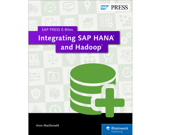 Cover of Integrating SAP HANA and Hadoop