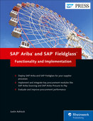 Cover von SAP Ariba and SAP Fieldglass: Functionality and Implementation