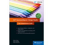 Cover of SAP BusinessObjects Design Studio