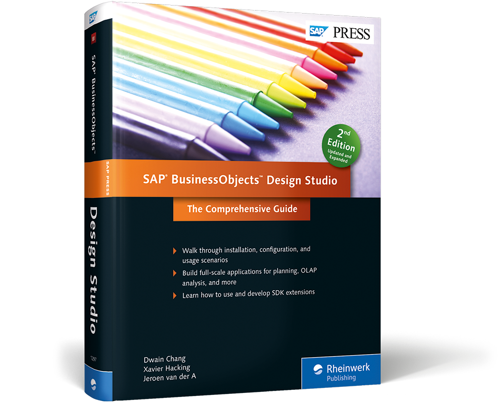 Sap Businessobjects Design Studio The Comprehensive Guide By Sap Press