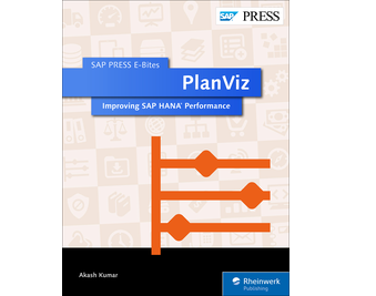 Cover of PlanViz: Improving SAP HANA Performance