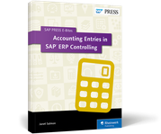 Cover of Accounting Entries in SAP ERP Controlling