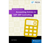 Cover von Accounting Entries in SAP ERP Controlling