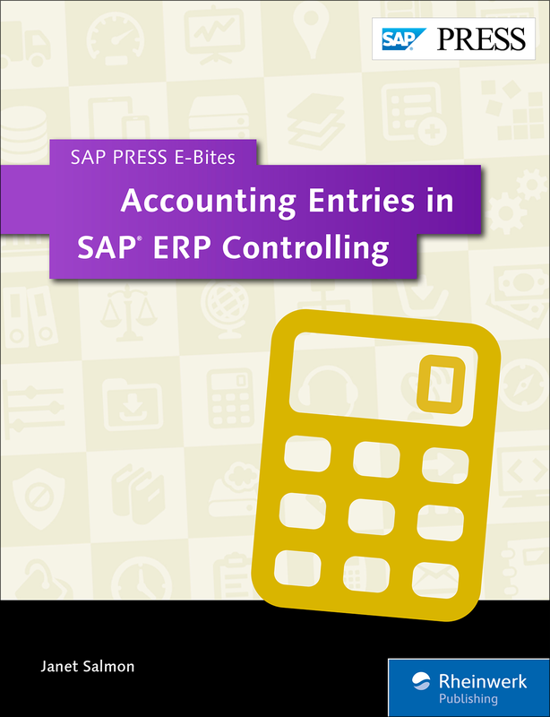 Accounting Entries in SAP ERP Controlling
