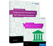 Cover von Configuring Funds Management for SAP Public Sector Management