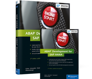Cover von ABAP Development for SAP HANA
