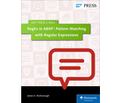 Cover of RegEx in ABAP: Pattern Matching with Regular Expressions