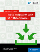 Cover von Data Integration with SAP Data Services
