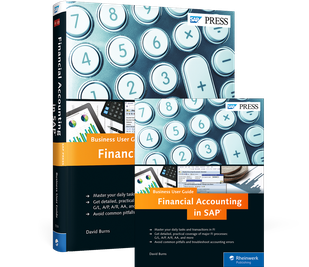 Cover von Financial Accounting in SAP: Business User Guide