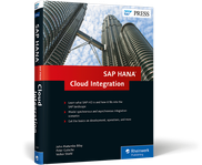 Cover von SAP HANA Cloud Integration