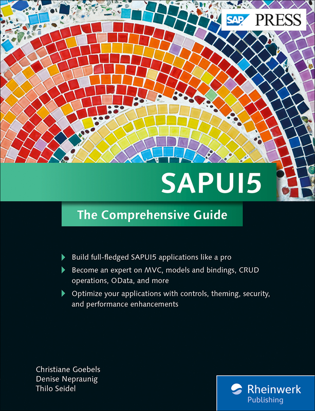 SAPUI5 - The Comprehensive Guide