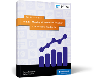 Cover von Predictive Modeling with Automated Analytics/SAP Predictive Analytics 2.x