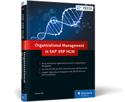 Cover of Organizational Management in SAP ERP HCM