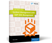 Cover von Incident Management with SAP EHS Management