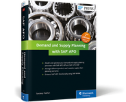Cover of Demand and Supply Planning with SAP APO