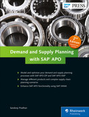 Cover von Demand and Supply Planning with SAP APO