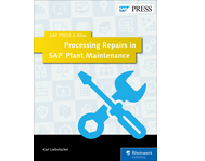 Cover of Processing Repairs in SAP Plant Maintenance