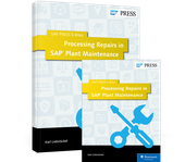 Cover von Processing Repairs in SAP Plant Maintenance