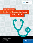 Cover von Continuous Controls Monitoring with SAP GRC