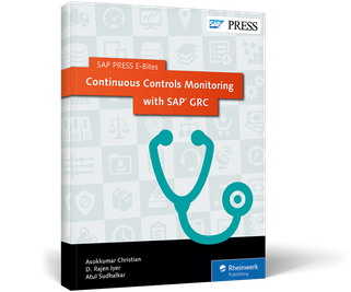 Cover of Continuous Controls Monitoring with SAP GRC