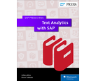 Cover of Text Analysis with SAP