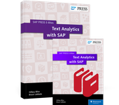Cover von Text Analytics with SAP