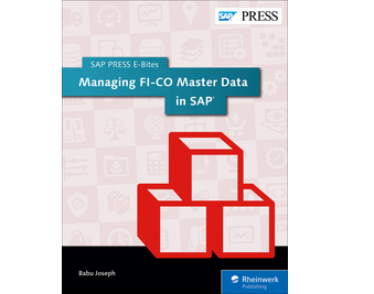 Cover of Managing FI-CO Master Data in SAP