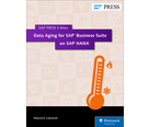 Cover of Data Aging for SAP Business Suite on SAP HANA