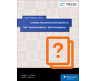 Cover of Creating Documents and Queries in SAP BusinessObjects Web Intelligence