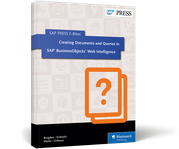 Cover von Creating Documents and Queries in SAP BusinessObjects Web Intelligence