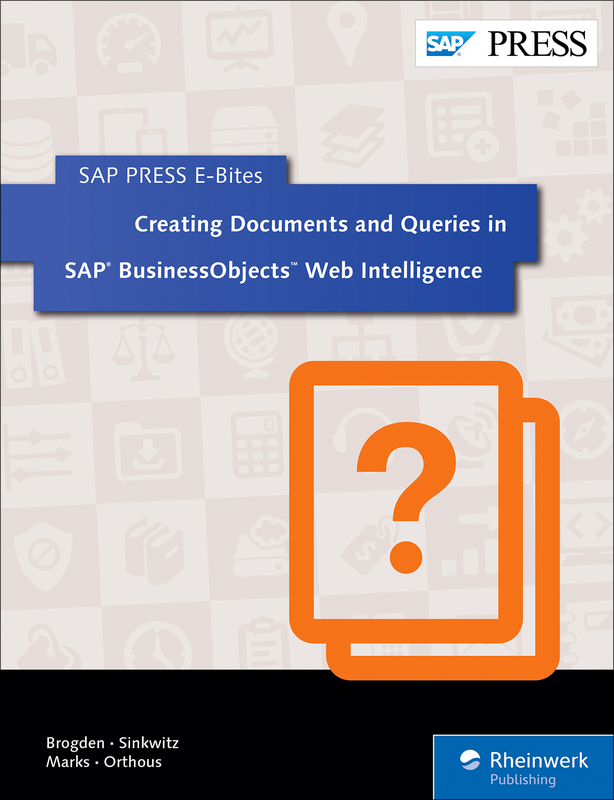 Sap Business Intelligence Ebook