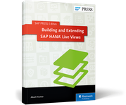 Cover of Building and Extending SAP HANA Live Views