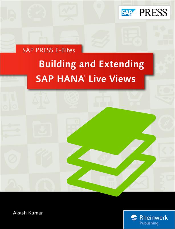 Building and Extending SAP HANA Live Views