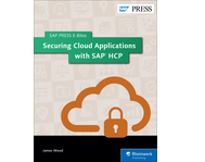 Cover of Securing Cloud Applications with SAP HCP