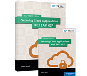 Cover von Securing Cloud Applications with SAP HCP